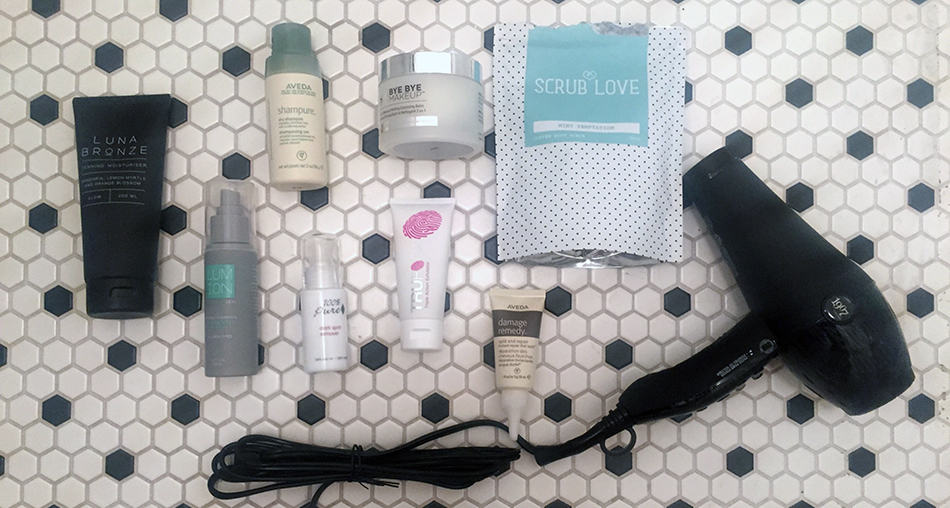 Current Beauty Must Haves