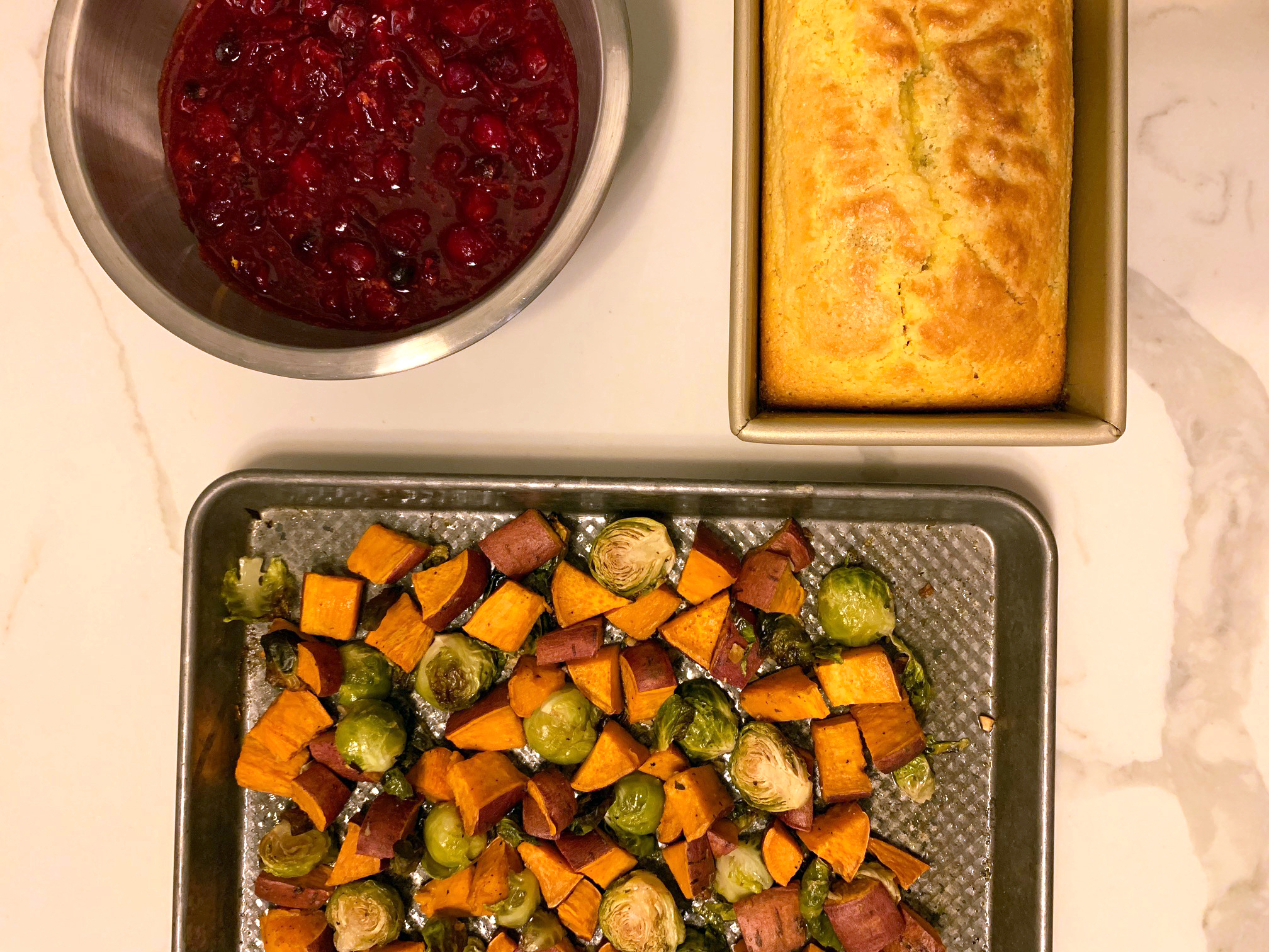Three Easy Thanksgiving Sides That Won't Disappoint