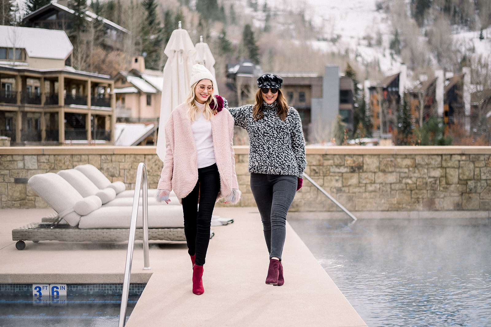 Girl's Winter Getaway to Aspen