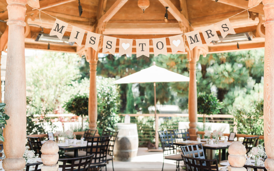 How to Throw a Garden Chic Bridal Shower