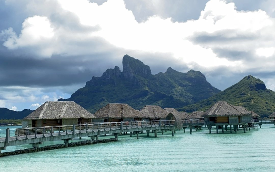 Travel Diary | Honeymoon @ The Four Seasons, Bora Bora