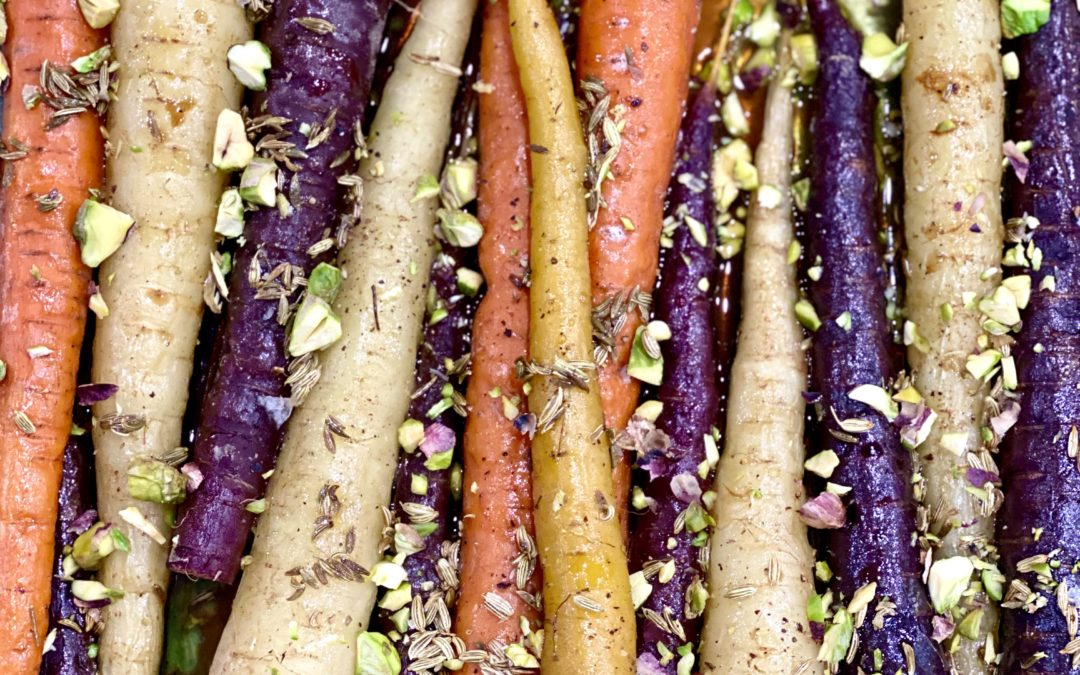 How to Make Amazing Roasted Carrots